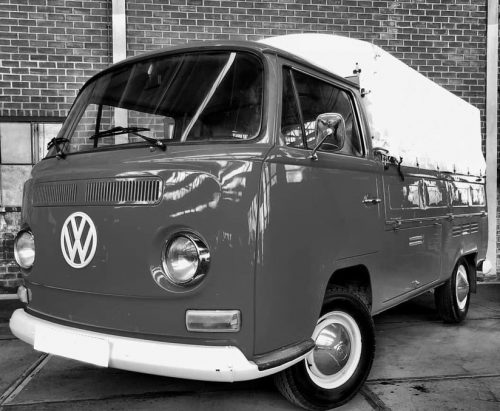 VW T2 pickup foodtruck te huur